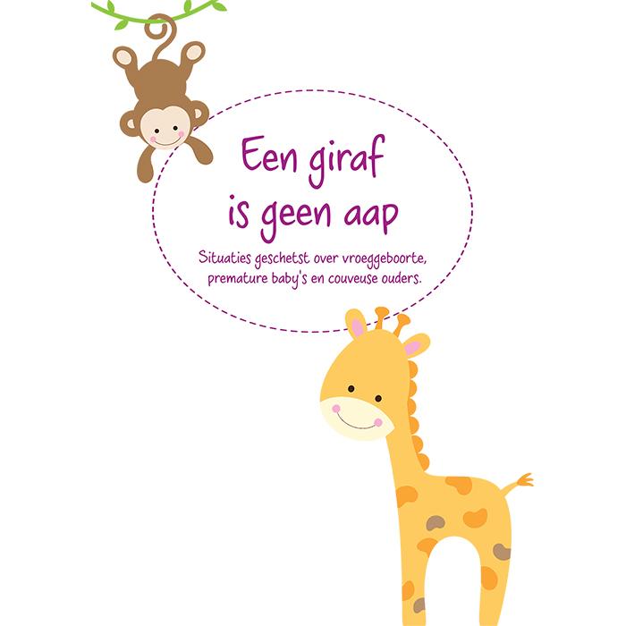 Een giraf is geen aap
